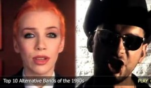 Top 10 Alternative Bands of the 1980s