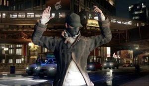 Watch_Dogs :  Trailer de lancement