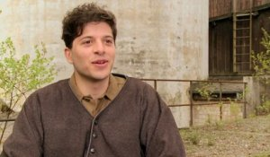 Monuments Men - Interview Dimitri Leonidas VO
