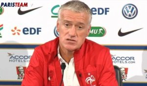 Deschamps sur Cabaye