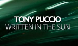 Tony Puccio - Written In The Sun (Original Mix)