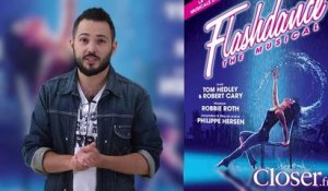 Flashdance : Priscilla Betti et Florent Torres répondent aux questions de Closer.fr
