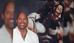 Dwayne Johnson à Sydney