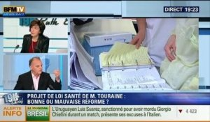 Guy Vallancien: L'invité de Ruth Elkrief - 30/06