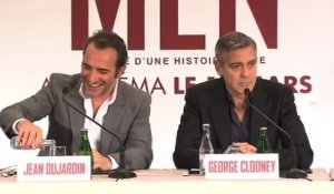 Monuments Men - Conférence de Presse à Paris VO