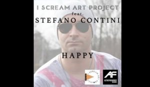 I Scream Art Project  Ft. Stefano Contini - Happy (cover)