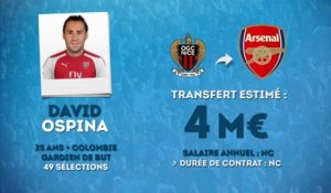 Officiel : David Ospina rejoint Arsenal !