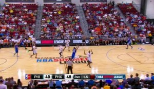 Le Top 10 du 15 juillet en summer league