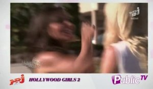 Zapping PublicTV n°157 : Julie blonde & le fight de Caroline et Sandra dans Hollywood Girls 2 !