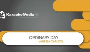 Ordinary Day - Vanessa Carlton - KARAOKE HQ