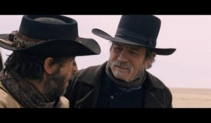 The Homesman - Extrait (3) VOST