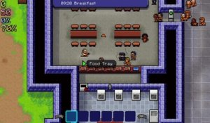 The Escapists - Bande-annonce Gamescom