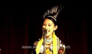 Tetseo Sisters present Naga folk music during Mussoorie Writers' Festival