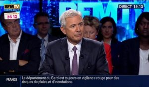 BFM Politique: L'interview de Claude Bartolone par Apolline de Malherbe - 12/10 (4/6)