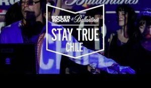 Dandy Jack Boiler Room & Ballantine's Stay True Chile DJ Set