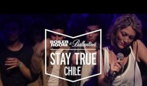 Francesca Lombardo Boiler Room & Ballantine's Stay True Chile DJ Set