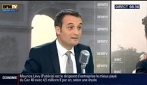 Bourdin Direct : Florian Philippot – 09/09