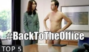 Top 5 best BACK TO THE OFFICE ads!