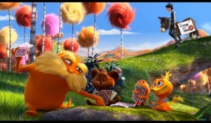 Bande-annonce : Le Lorax - Ext 4 VF