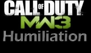 Humiliation sur MW3 ! Owned by PlayComedyClub
