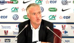 Deschamps vole au secours de Matuidi
