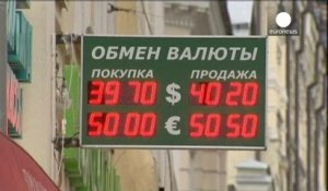 Russie : le rouble au plus bas