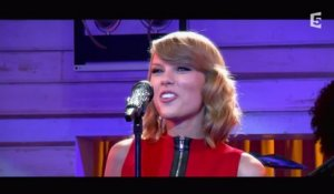 "Taylor Swift ""Shake it Off"" - C à vous - 07/10/2014"