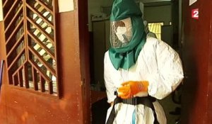 Ebola : Un test diagnostique le virus en 15 minutes