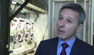 "McCarthy expose sa ""Chocolate Factory"" à Paris"