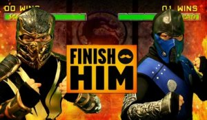 Finish Him (Antoine Schoumsky / Valentin Vincent)