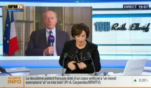 Jacques Toubon: L'invité de Ruth Elkrief - 28/10