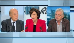 "Giscard d'Estaing et Cohn-Bendit: ""La France n'est pas un grand pays"""