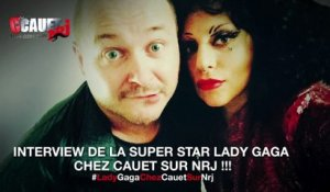 Interview de la super star Lady Gaga - C'Cauet sur NRJ