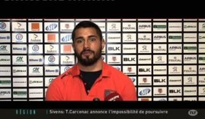 Rugby : Stade Toulousain vs. LOU (Toulouse)