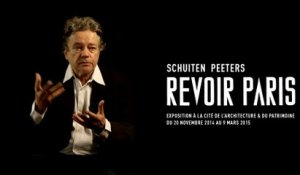 Exposition Revoir Paris, Christian de Portzamparc - Interview
