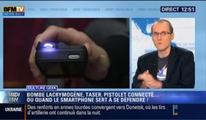 Culture Geek: Quand le smartphone se transforme en arme de self-défense - 10/11