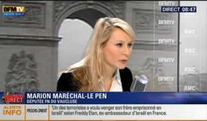 Bourdin Direct: Marion Maréchal-Le Pen - 18/11