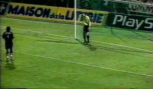 20/09/97 : Cannes - Rennes (1-1)