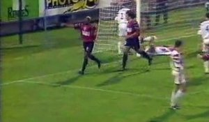 20/09/96 : Rennes - Nancy (1-0)