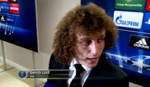 "Groupe F - David Luiz : ""Un match difficile"""