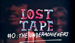 THE UNDERACHIEVERS - Backstage freestyle / LOST TAPE #0
