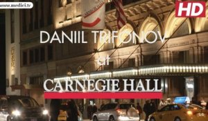 Daniil Trifonov - medici.tv partners with Carnegie Hall, recital webcast live