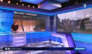Pollution : les boues rouges de Gardanne