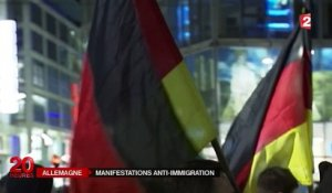Manifestations anti-immigration en Allemagne