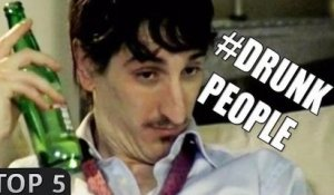 Top 5: Funniest DRUNK people ads!