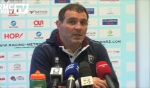 Rugby / Top 14 / Le Racing s'impose au forceps