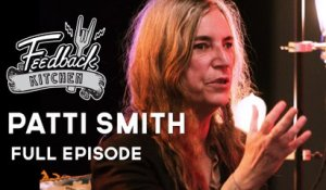 Feedback Kitchen - Mario Batali with Patti Smith (FULL EPISODE)