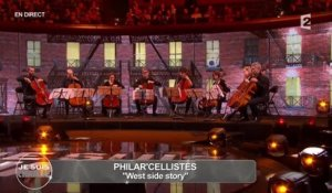 "Philar'cellistes ""West Side Story"" - #JeSuisCharlie"