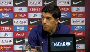 FOOT - ESP - Suarez: «Je ne le referai plus»