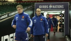 RUGBY - 6 NATIONS : Plisson sous pression